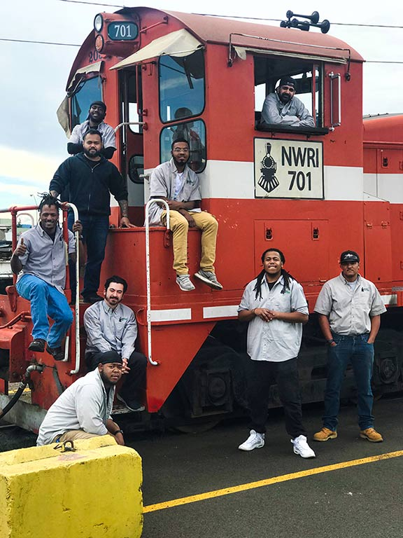 Northwest-Railroad-Institute-Vancouver-WA-Portland-OR-Locomotive-Training-Students